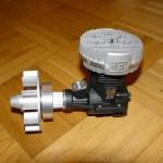 Henseleit Three Dee NT - 3.10 Montage der Motoreinheit